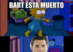 Enlace a Los Simpson también saben tus deseos