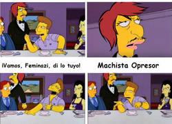 Enlace a Las feminazis y su discurso...