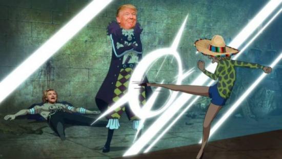 Meme_otros - Trump después del muro
