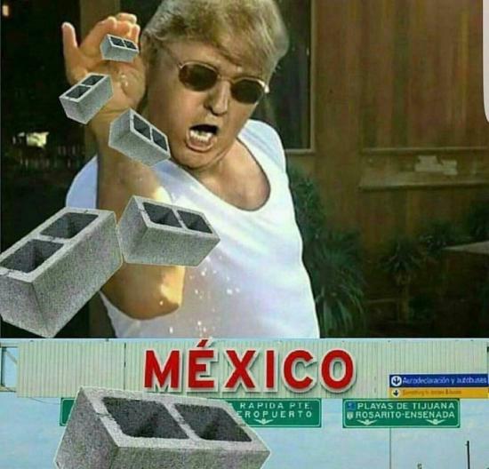 Meme_otros - Trump desde que es presidente