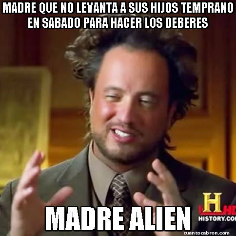 Ancient_aliens - No descansan ni en fin de semana...