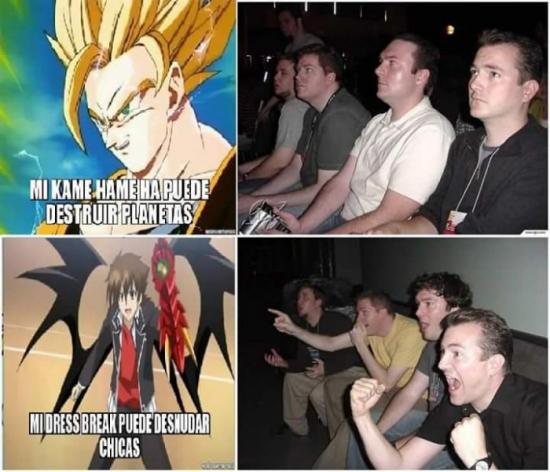 Meme_otros - Un gran poder