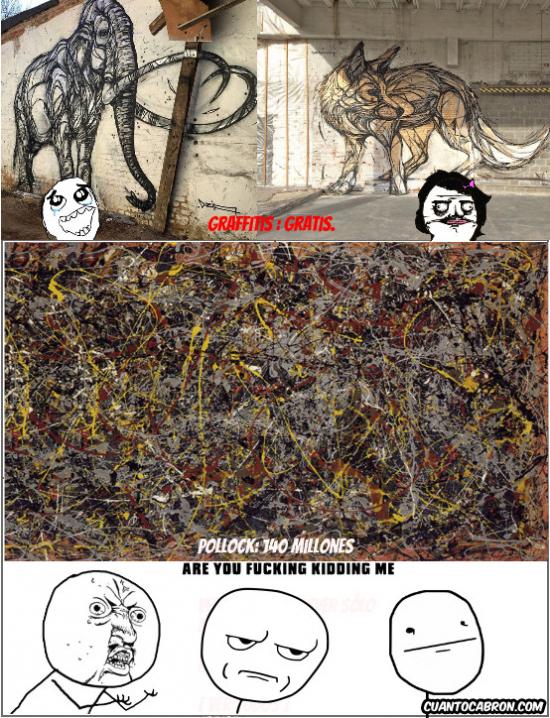 Kidding_me - El graffitti de los 140 millones de euros