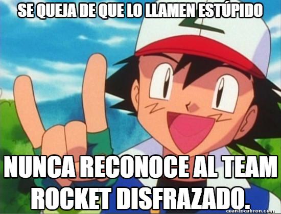 Otros - Hay que ser más listo, Ash...