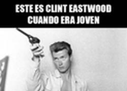 Enlace a Los genes de la familia Eastwood son la perfección