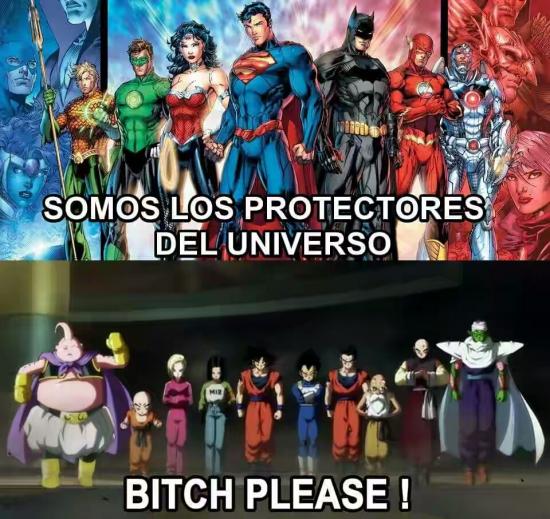 Otros - Los verdaderos protectores del universo
