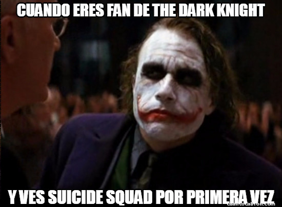 Joker - Eso de Harley Quinn y el nuevo Joker no me convence