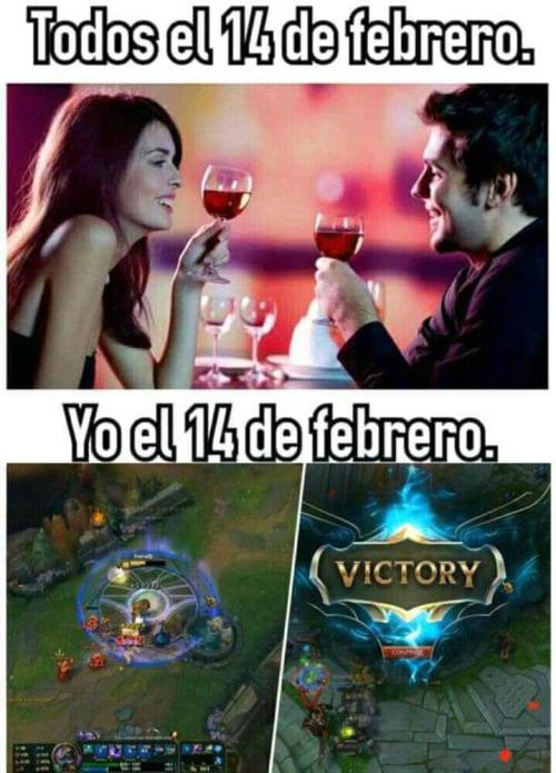 Meme_otros - Lo mejor que se puede hacer en San Valentín