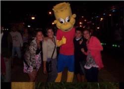Enlace a ¡¡¡Los Simpsons del terror!!!