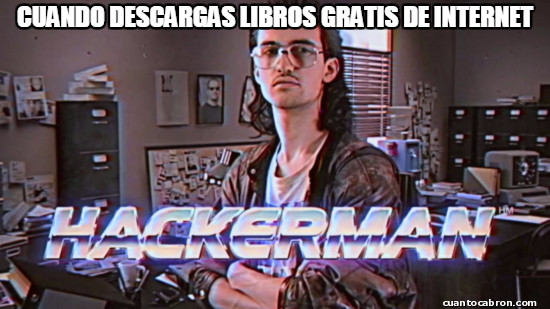 Meme_otros - El hacker de los libros