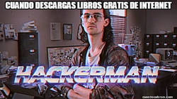 Enlace a El hacker de los libros