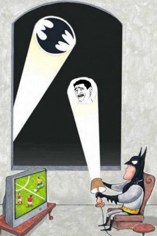 Batman,pereza,YaoMing