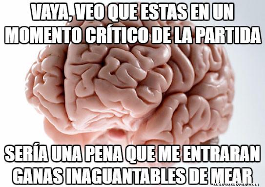 Cerebro_troll - Maldito cerebro troll...