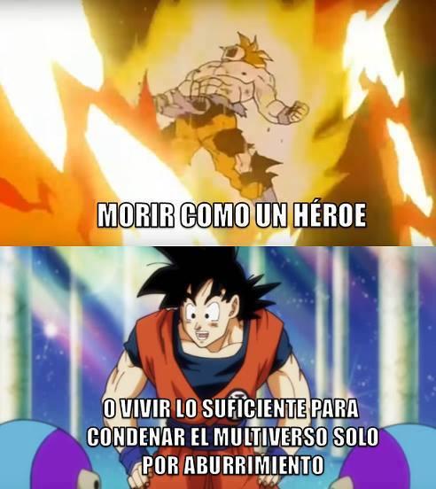 Otros - Bravo Goku, bravo