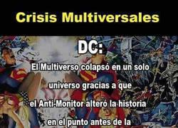 Enlace a Diferentes multiversos