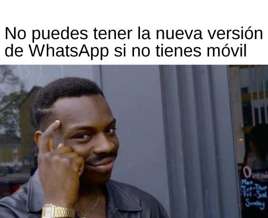 Otros - Así te libras de la última actualización de Whatsapp