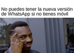 Enlace a Así te libras de la última actualización de Whatsapp
