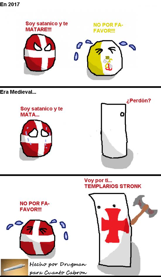 Otros - Templarios STRONK