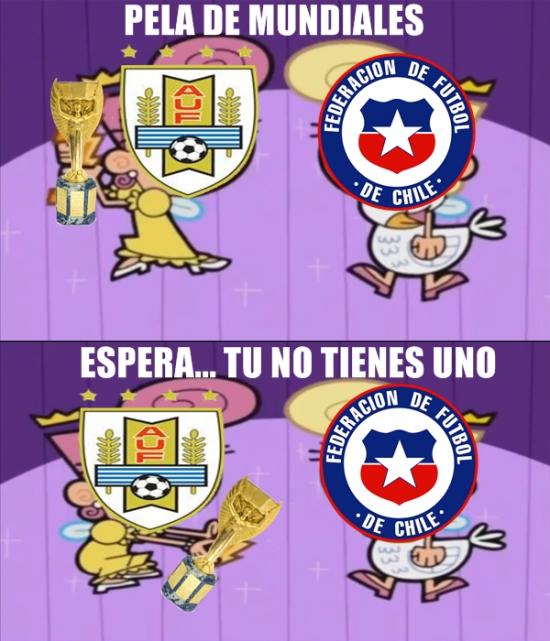 Otros - Cuando un chileno habla de fútbol