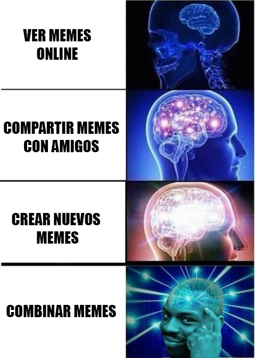 Meme_otros - Diferentes niveles en los memes