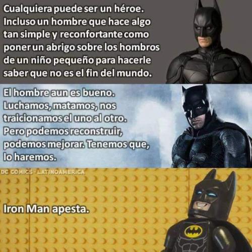 Otros - Las mejores frases de cada Batman
