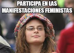 Enlace a Feministas y sus contradicciones