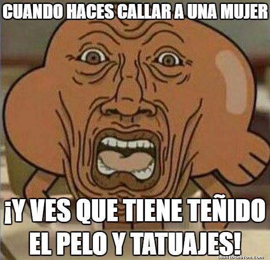 Meme_otros - Corre... ¡SOLO CORREEEE!