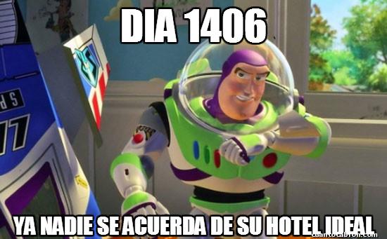 Buzz_lightyear - ¿No necesitas una habitación?