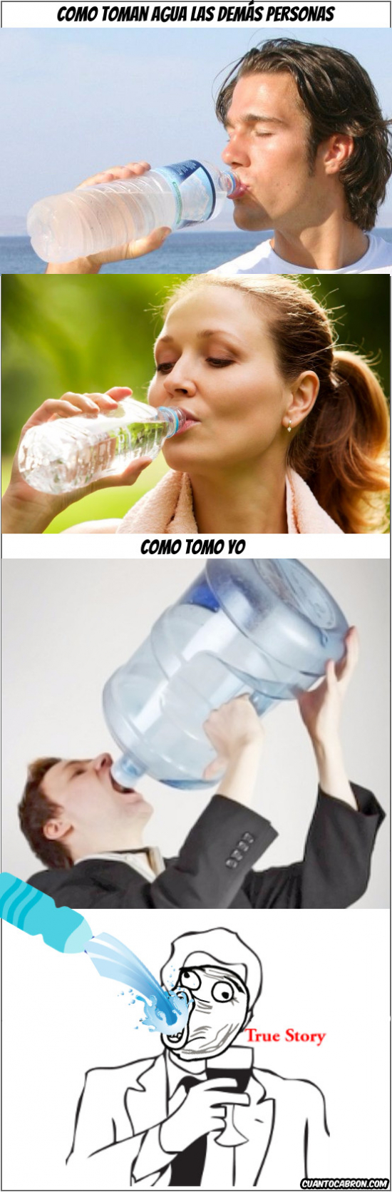 Lol - ¡Tomar agua!