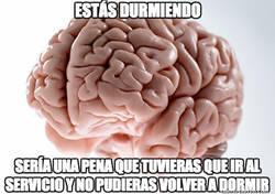 Enlace a El cerebro es un gran troll al despertarte