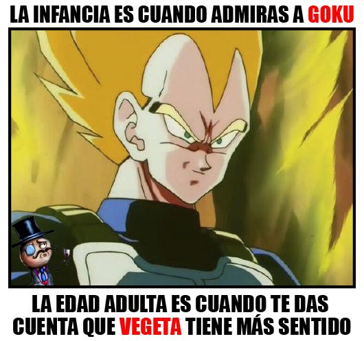 Meme_otros - La verdad sobre Dragon Ball
