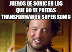 Enlace a Ese Sonic...