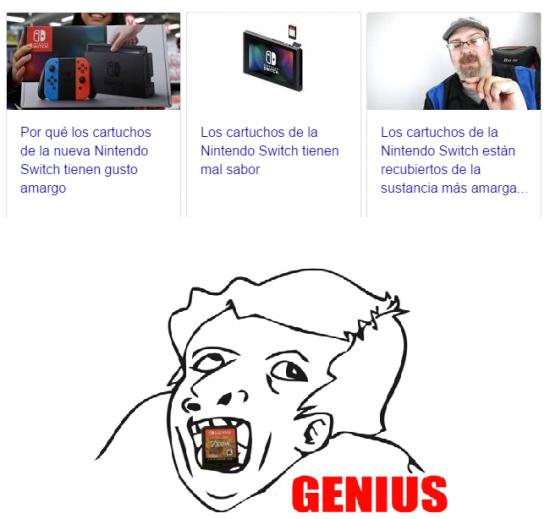 Genius - La gente está fatal de la cabeza