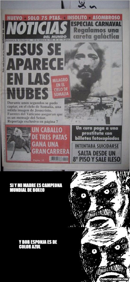 Infinito_desprecio - Noticias falsas que se notan y mucho