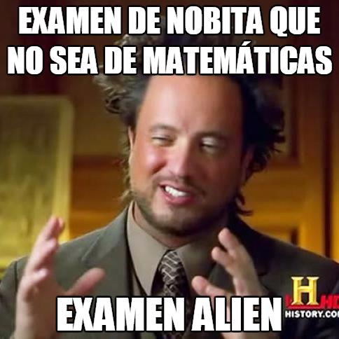 Ancient_aliens - ¿¡Por qué son solo de matemáticas!?