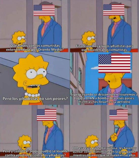 Otros - Estados Unidos tiene todo controlado