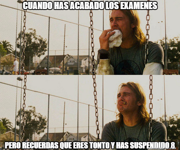 First_world_stoner_problems - Un dolor muy intenso