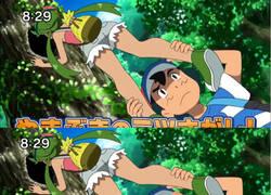 Enlace a Ash sabe aprovechar las ocasiones