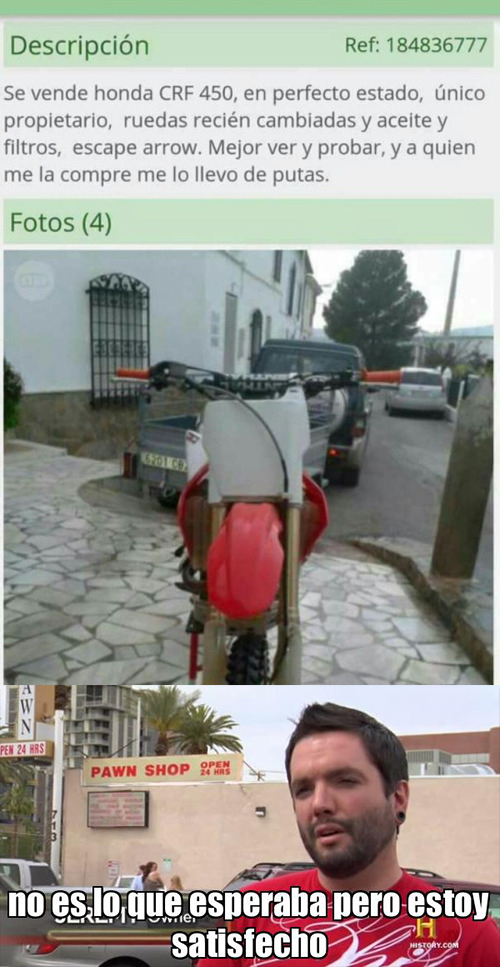 Meme_otros - La gran oferta de esta moto que no puedes dejar pasar
