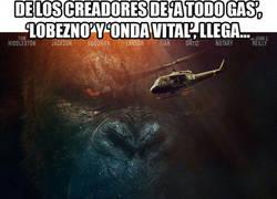 Enlace a España lo ha vuelto a hacer, ahora traduciendo el título de 'Kong'