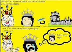 Enlace a La apuesta de un rey
