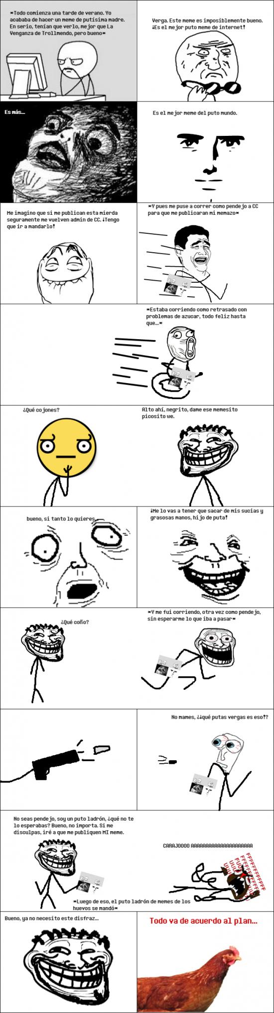 Mix - Un meme en la vida