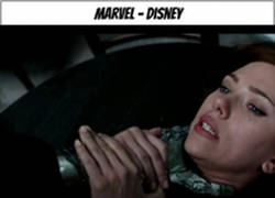 Enlace a Finales de peleas en las películas de Marvel y DC
