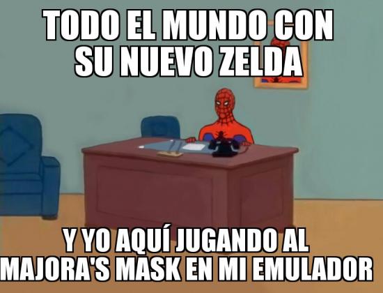 Spiderman60s - Algo es algo... :(