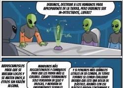 Enlace a La junta versión alien