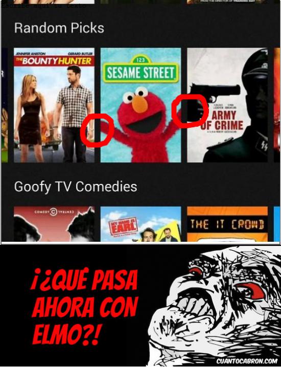 Otros - Elmo no es lo que creíamos