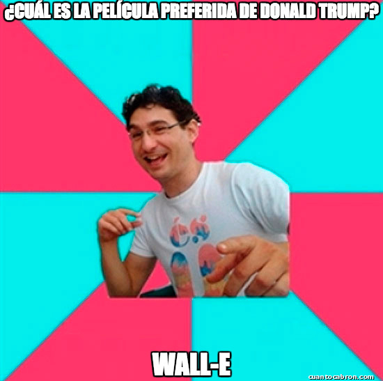 Bad_joke_deivid - Donald Trump es un loquillo