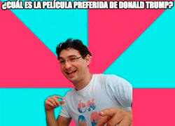 Enlace a Donald Trump es un loquillo