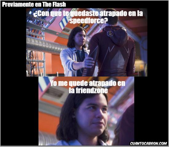 Allthethings - Para quienes vean The Flash