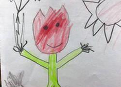Enlace a Este padre convierte los dibujos que hacen sus hijos en obras de arte